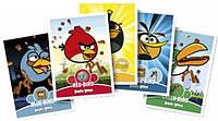 Карты, пакетик Angry Birds
