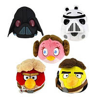 Star Wars - Плюш 13см (6ass.) Angry Birds