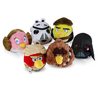 Star Wars - Плюш 21см (6ass.) Angry Birds