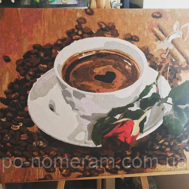 Отзыв о картине для рисования Mariposa Приглашение на кофе MR-Q2096