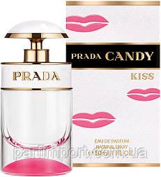 PRADA CANDY KISS EDP 30 ml  парфумированная вода женская (оригинал подлинник  Испания)