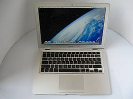 Ноутбук Apple Mac Book Air A1237 (13.3 (1280x800) / Intel Core 2 Duo / Intel GMA 965 / RAM 2Gb / SSD 80Gb / Батарея 3 часа)