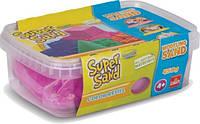 Супер Песок Розовый Super
