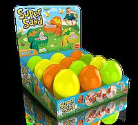 GOLIATH Cast яйцо Супер Песок Super