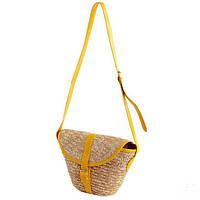 Женская сумка-корзина