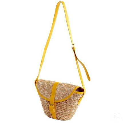 Женская сумка-корзина, фото 2