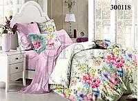 Сказочная полянка постельное белье сатин