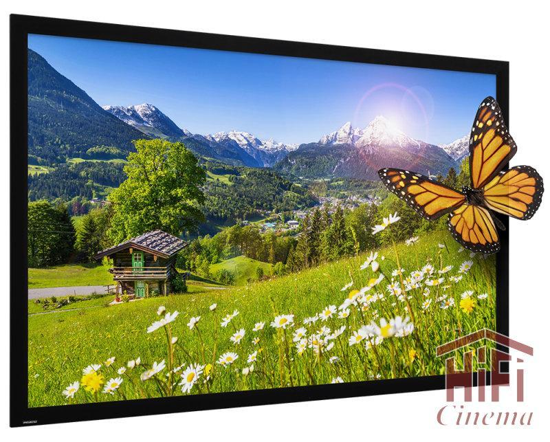 Projecta HomeScreen Deluxe 185x316, HCCV проекционный экран диагональ 136 дюймов, фото 1