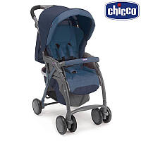 Прогулочная коляска Chicco Simplicity Plus Top (Blue Passion)
