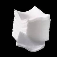 Безворсовые салфетки для маникюра (тканевые), 75 шт