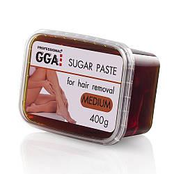 Сахарная паста для шугаринга 400 мл (MEDIUM) Средняя жесткость