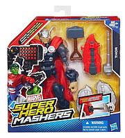 Супер Герой Шенковщики - Мстители: Фигурка с оружием Hasbro