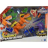 Hero Шенковщики - Jurassic World: Mega T-Rex Hasbro