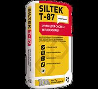 Смесь для систем теплоизоляции SILTEK Т-87 (25кг)