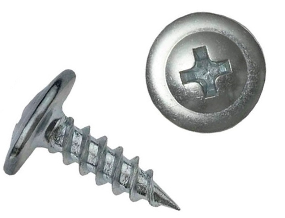 Шуруп с прессшайбой острый 4,2Х76 (250 шт)