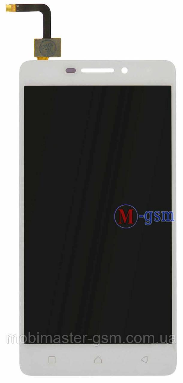 LCD модуль Lenovo Vibe P1m белый