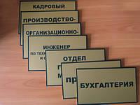 Композитные таблички