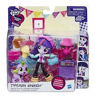 Мини-куклы с аксессуарами My Little Pony Hasbro