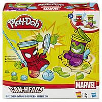 Супергерои Play-Doh