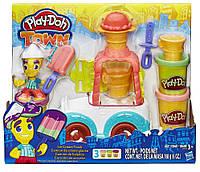 Машина с мороженым Play-Doh