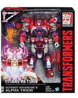 Трансформеры Titans Return Hasbro