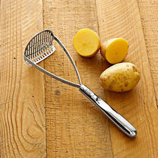 Картоплем'ялкою, товкачика