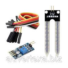Гигрометр датчик влажности почвы модуль Arduino