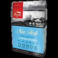 Orijen 6 FRESH FISH - корм для собак 11.4кг.