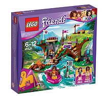 Конструктор - Рафтинг Friends LEGO