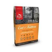 Orijen (Ориджен) CAT & KITTEN корм для кошек корм для кошек  1.8кг