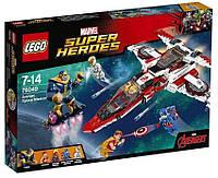 Конструктор - Космическая миссия LEGO: Super Heroes