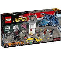 Конструктор - сражение в аэропорту LEGO: Super Heroes