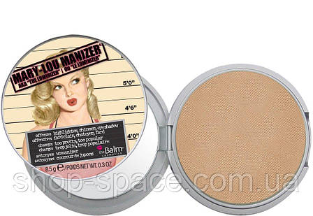 Хайлайтер The Balm Mary-Lou Manizer (тестер)