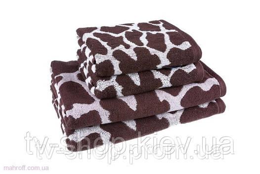 """Полотенце махровое """"Африка"""" (2 размера)"""