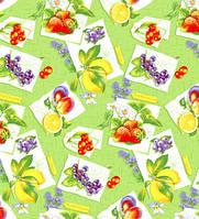 Ткань для вафельных полотенец ш.150 Ягодка
