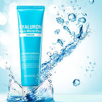 Гиалуроновый увлажняющий крем SECRET KEY Hyaluron Aqua Micro-Peel Cream (70мл)