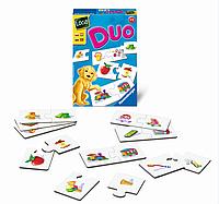 Игры - Логотип: Duo Ravensburger