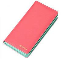 Клатч гаманець Baellerry жіночий M1_Red червоний, фото 1