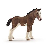 World of Horses - жеребенок породы Клейдесдаль - Шлейх