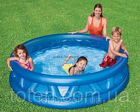 Детский надувной бассейн (конус) Intex 58431  Летающая тарелка, 188 х 46 см, с мягкими стенками, 666 л, 2,93кг