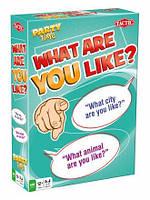 Tactic: Игра для переговоров - Play Time: What are you like?