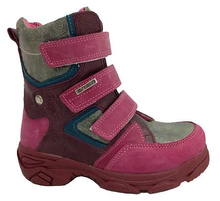 378ddc403 Детские ортопедические термо-ботинки сезона осень/зима/весна Minimen для  девочек р.