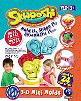 Детский набор для лепки Skwooshi