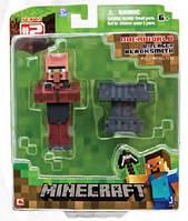 Фигурки - Blacksmith Villager Minecraft