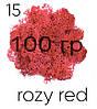 МОХ СТАБИЛИЗИРОВАННЫЙ (ЯГЕЛЬ), Rozy red 15, 100 ГРАММ