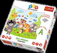 Развивающие Игры Zoo Алфавит Трефы