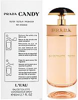 Prada Candy L'eau EDT 80 ml TESTER  туалетная вода женская (оригинал подлинник  Испания)