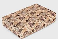 Коробка 240/160/50мм кофе