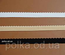 Резинка для белья бежевая, ширина 10мм (Турция)