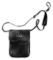 Нательный кошелек Tatonka Skin Folder Neck Pouch black (2845.040)